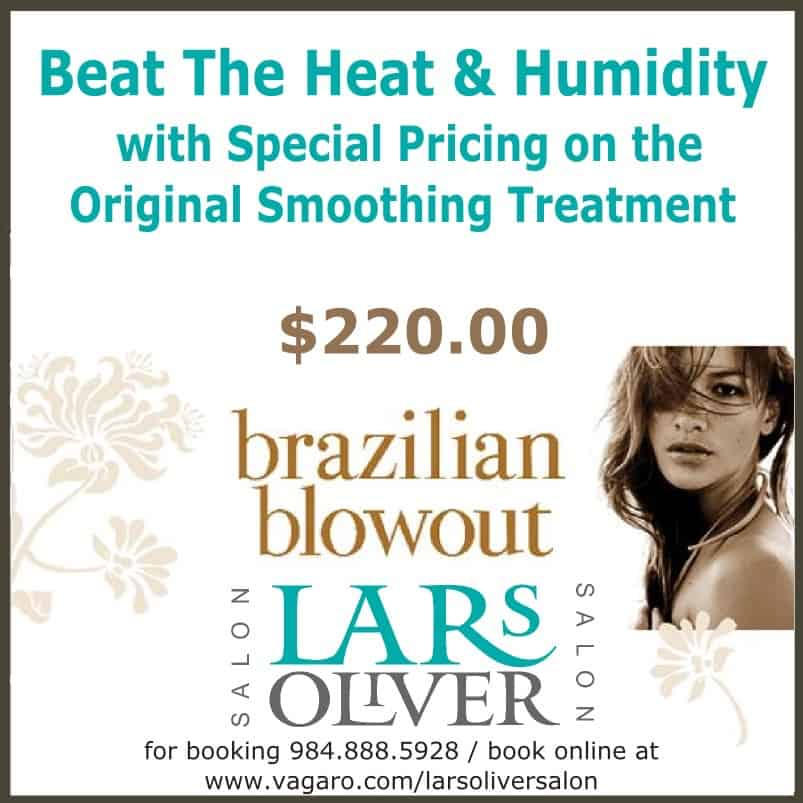 lOS brazillian blowout