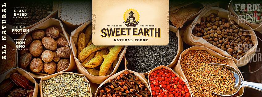 Sweet Earth The Peruvian Burrito review