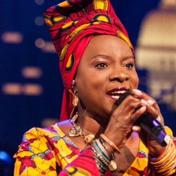 Angelique Kidjo on Austin City Limits, Afrika