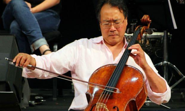 Yo Yo Ma, Bach Cello Suite.No 1 in G Major