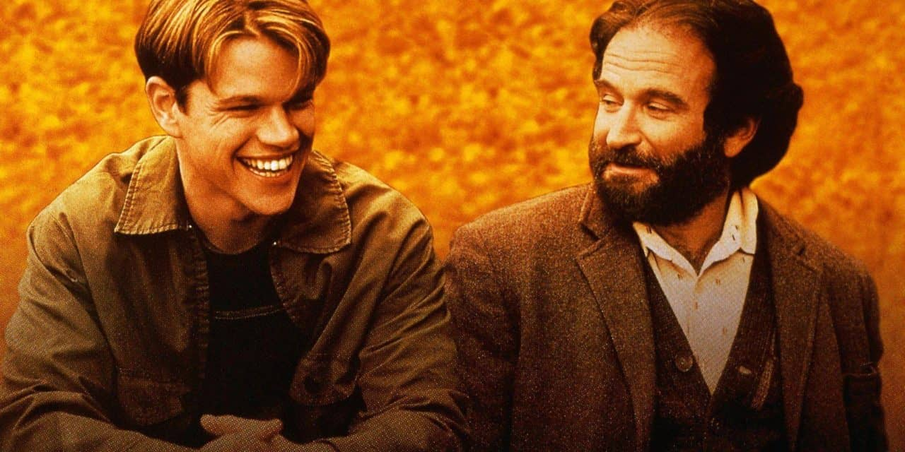 Good Will Hunting from 14 years back on the NSA