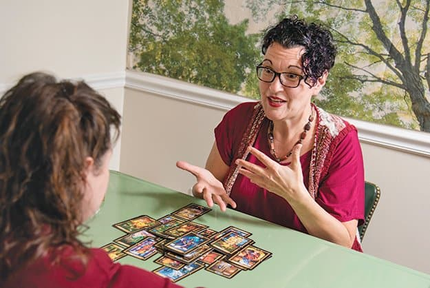 Tarot Readings with Lorri