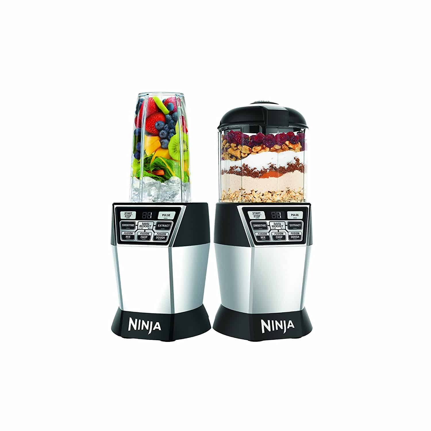 Great Ninja Smoothie in 60 seconds with Nutri Ninja Nutri Bowl Duo (Price Dropped today!)