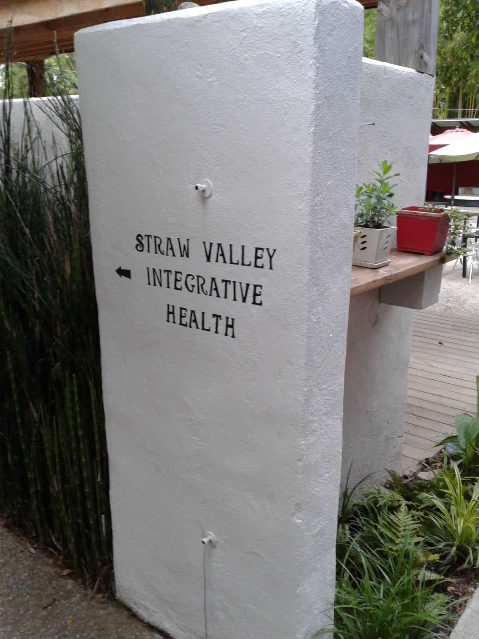 Straw Valley Integrative Health an Oasis on 15-501