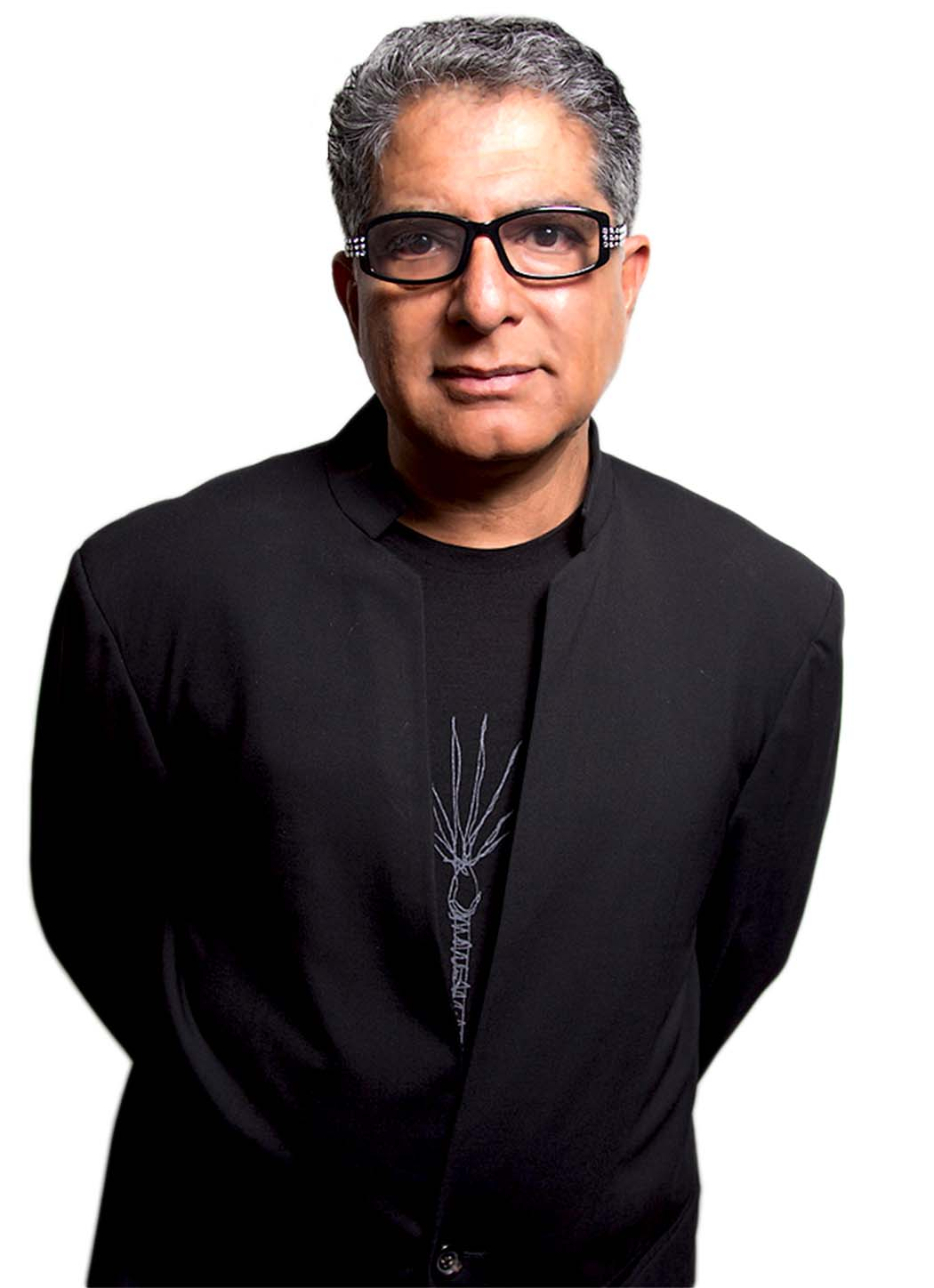 Buddha at the Gas Pump Interview with Deepak Chopra