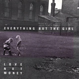Love not Money CD cover