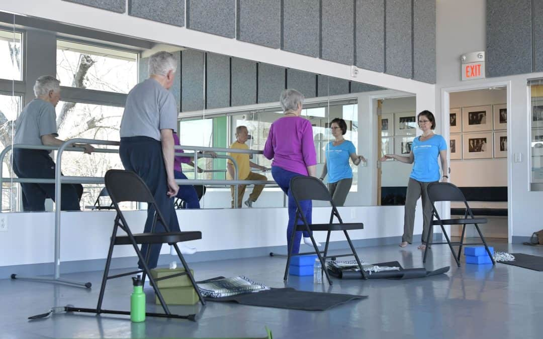Pilates for Parkinsons with Poe Wellness