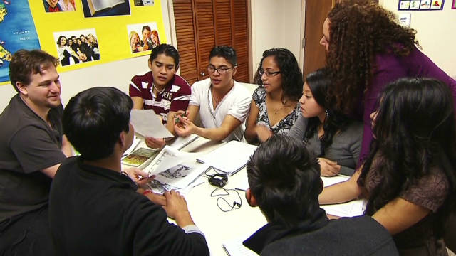 Education for undocumented immigrants