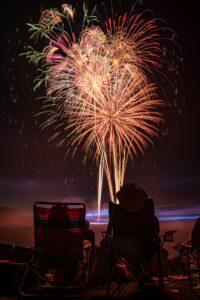 colton-duke-fireworks at beach-unsplash