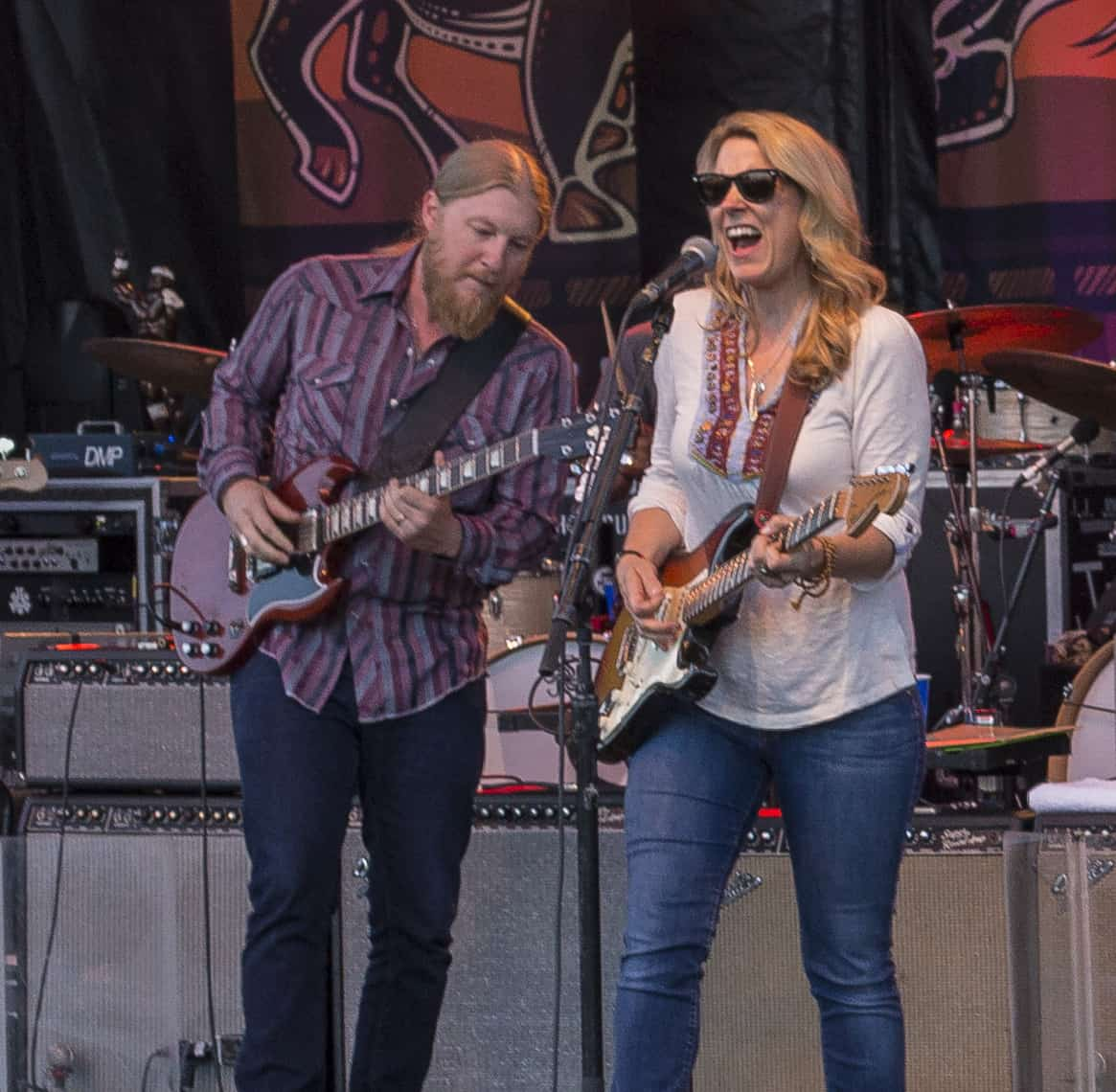 Tedeschi Trucks Band again for good reason