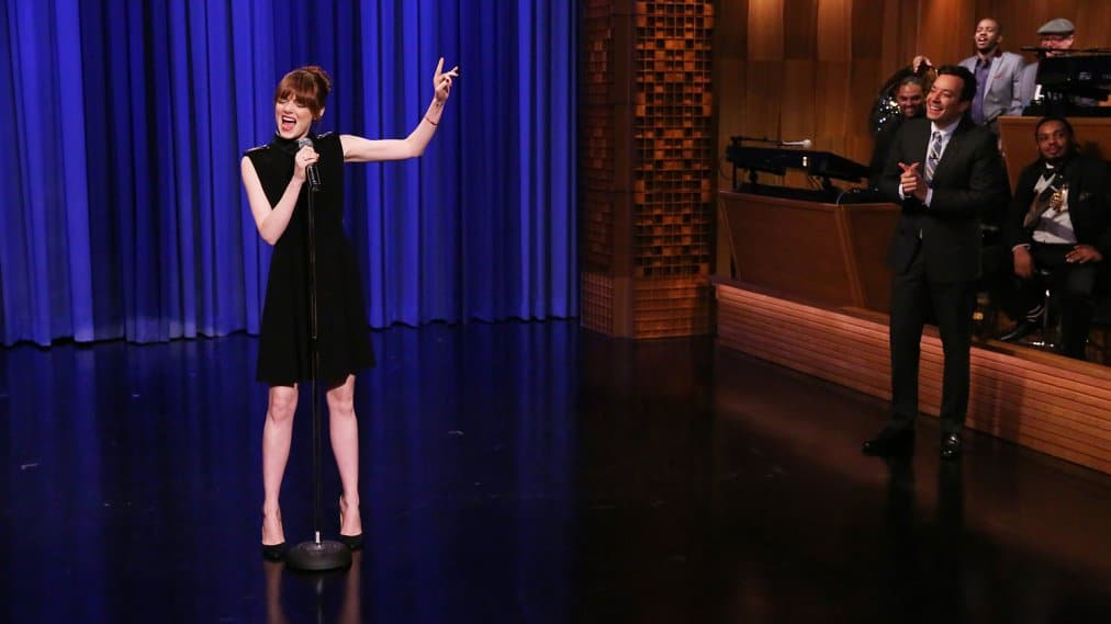 An Epic Lip Sync Battle on the Tonight show