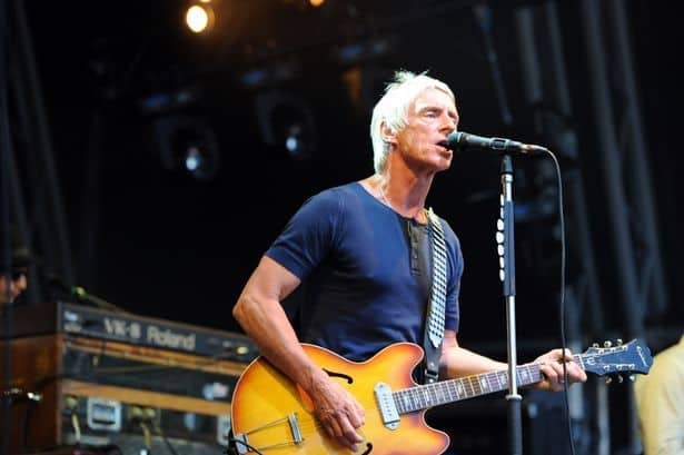 Paul Weller thru the Years