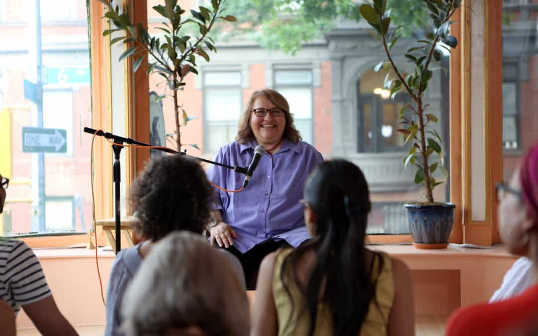 Confirmation to all who have paid for Upcoming Sharon Salzberg Talks
