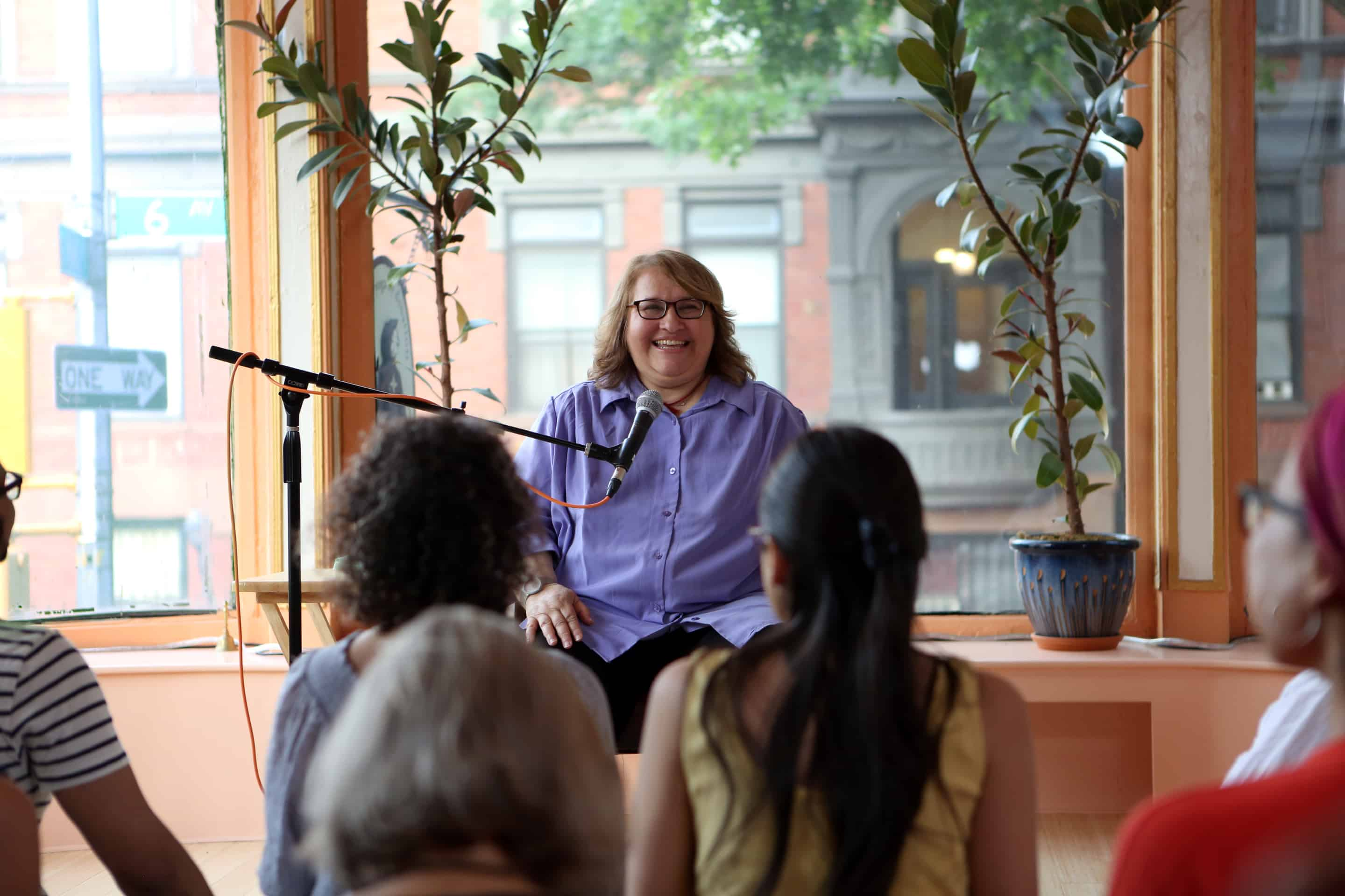 Sharon Salzberg comes to the Triangle