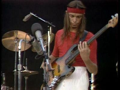 Now the true magic of Joni and Jaco live