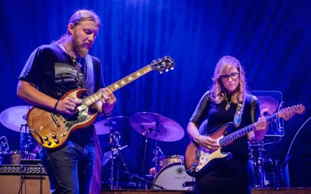 It's So Heavy-Tedeschi Trucks Band live