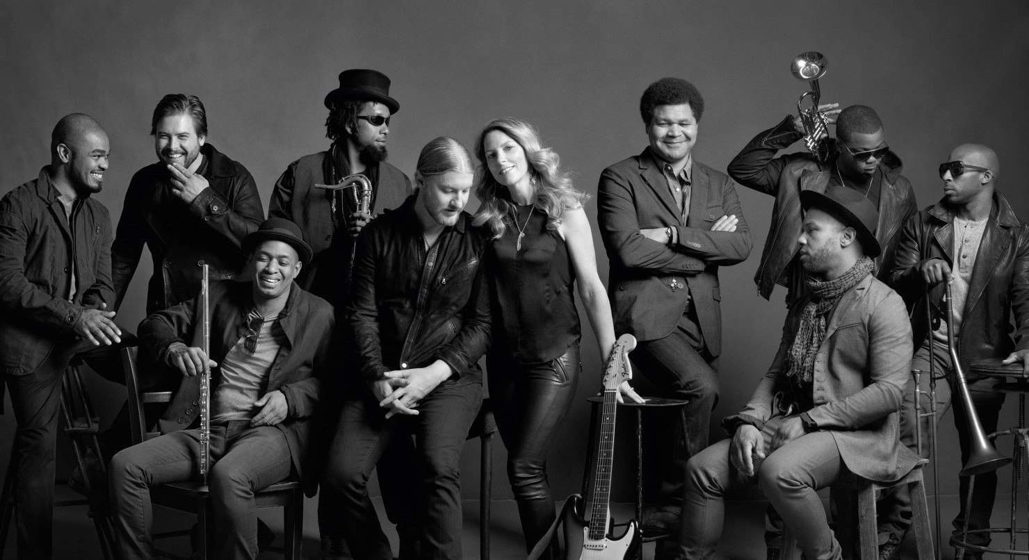 Tedeschi Trucks Thursday has come round again