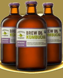 Dr. kombucha superberry