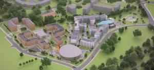 Durham University Durham City UK