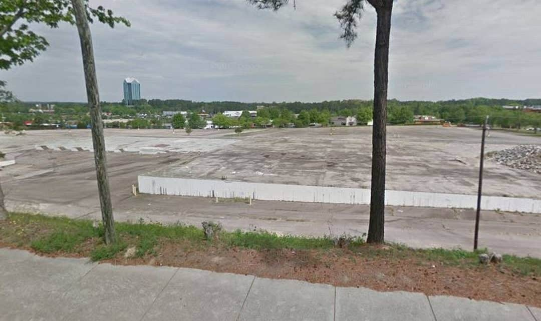 Plans underway for vacant lot at South Square