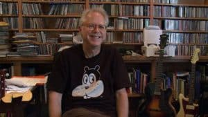 Bill Frisell without guitar