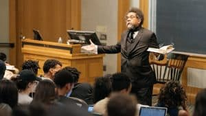 Cornell West Lecture