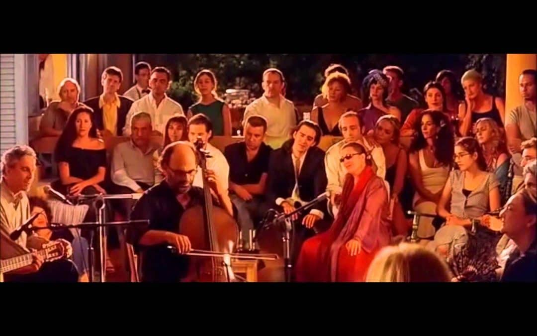 Caetano Veloso Cucurrucucu Paloma (Hable Con Ella)