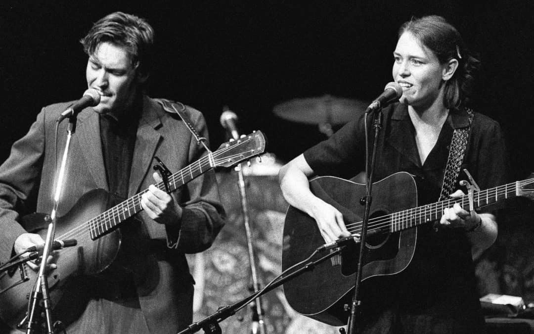 Gillian Welch & David Rawlings on Sessions At West 54th Street (1997) and then some