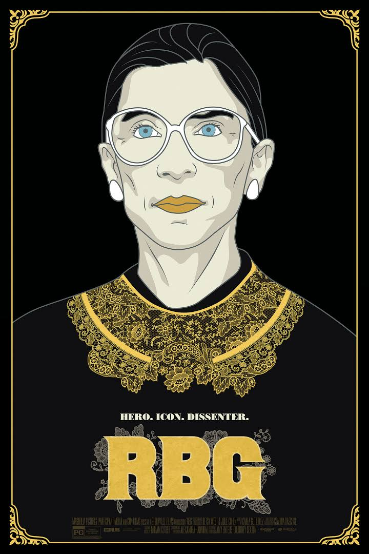 Ruth Bader GINSBURG-RBG film and more