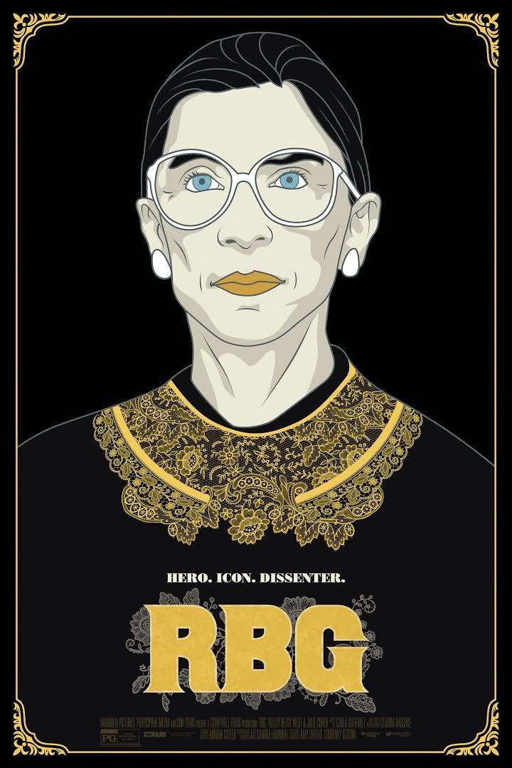 Ruth Bader Ginsburg-RBG