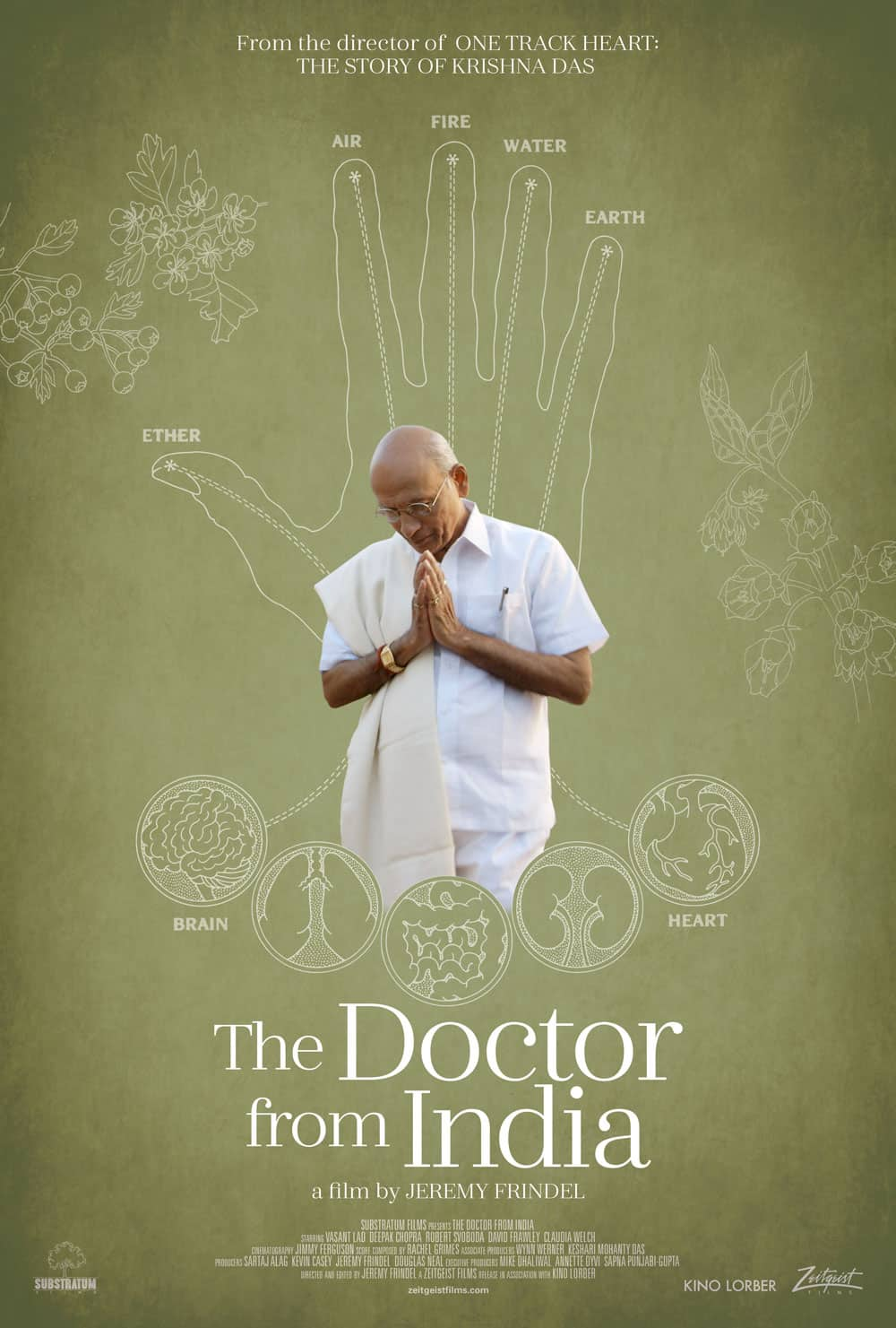 The Doctor from India Film @Varsity Chapel Hill August 29 7PM