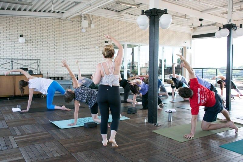 Jessica La Vita Yoga