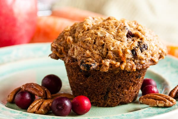 I Love Morning Glory Muffins