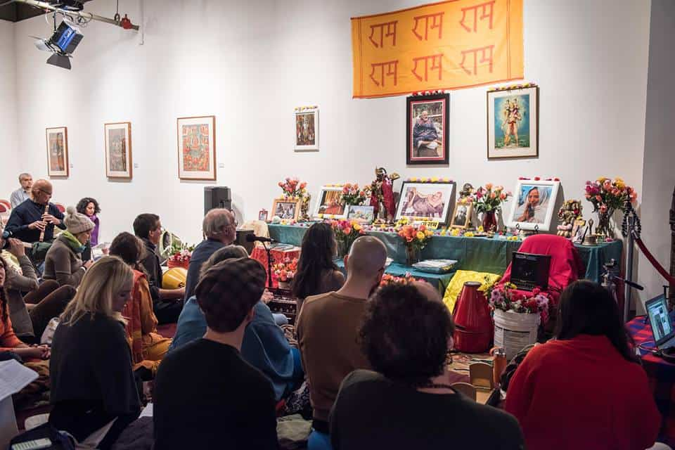 Nina Rao ChantNew York City: Chanting 108 Hanuman Chalisas and Livestream
