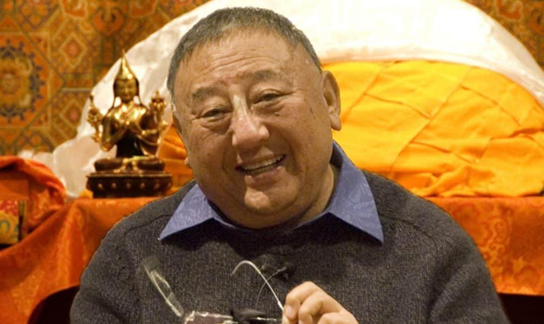 Gelek Rimpoche