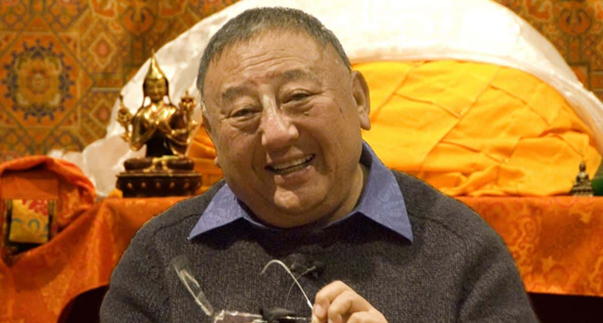 Who is Gelek Rimpoche?