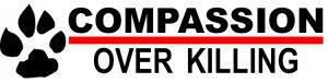 Compassion Over Killing Logo