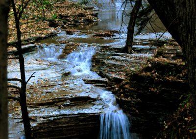 Buttermilk Falls October 20, 2008 Franklin Crawford
