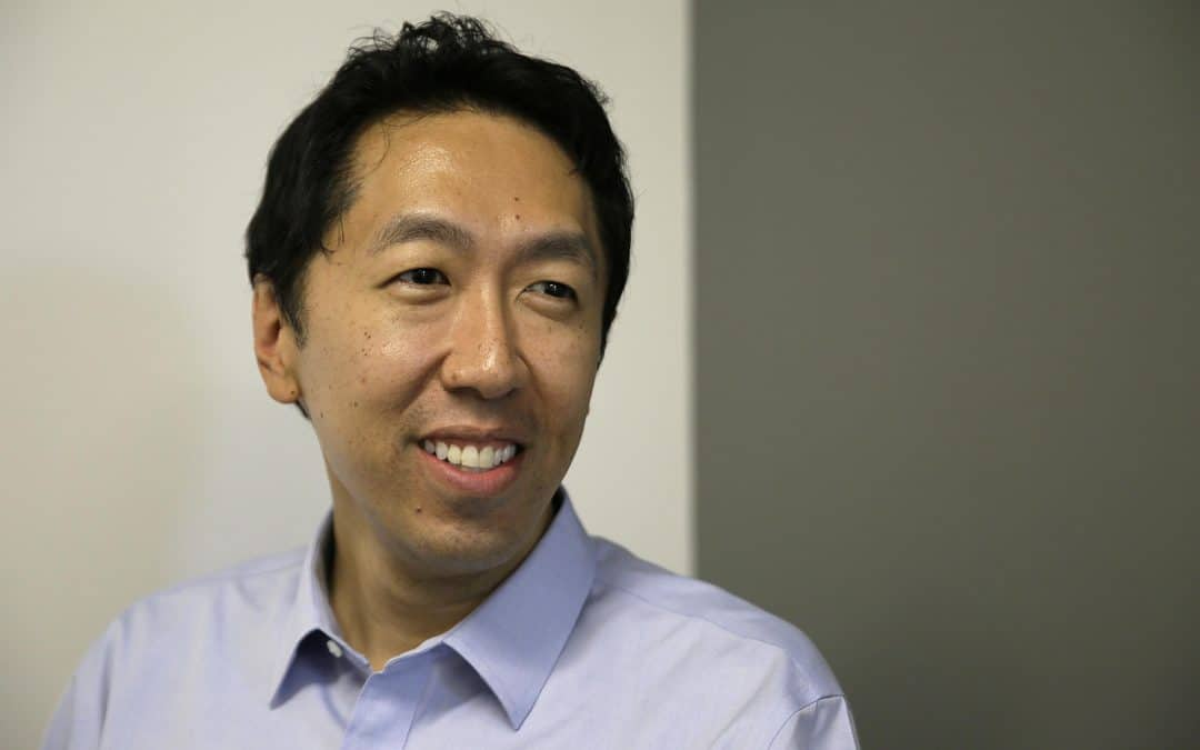 Coursera co-founder, Andrew Ng, has a new course: AI for Everyone