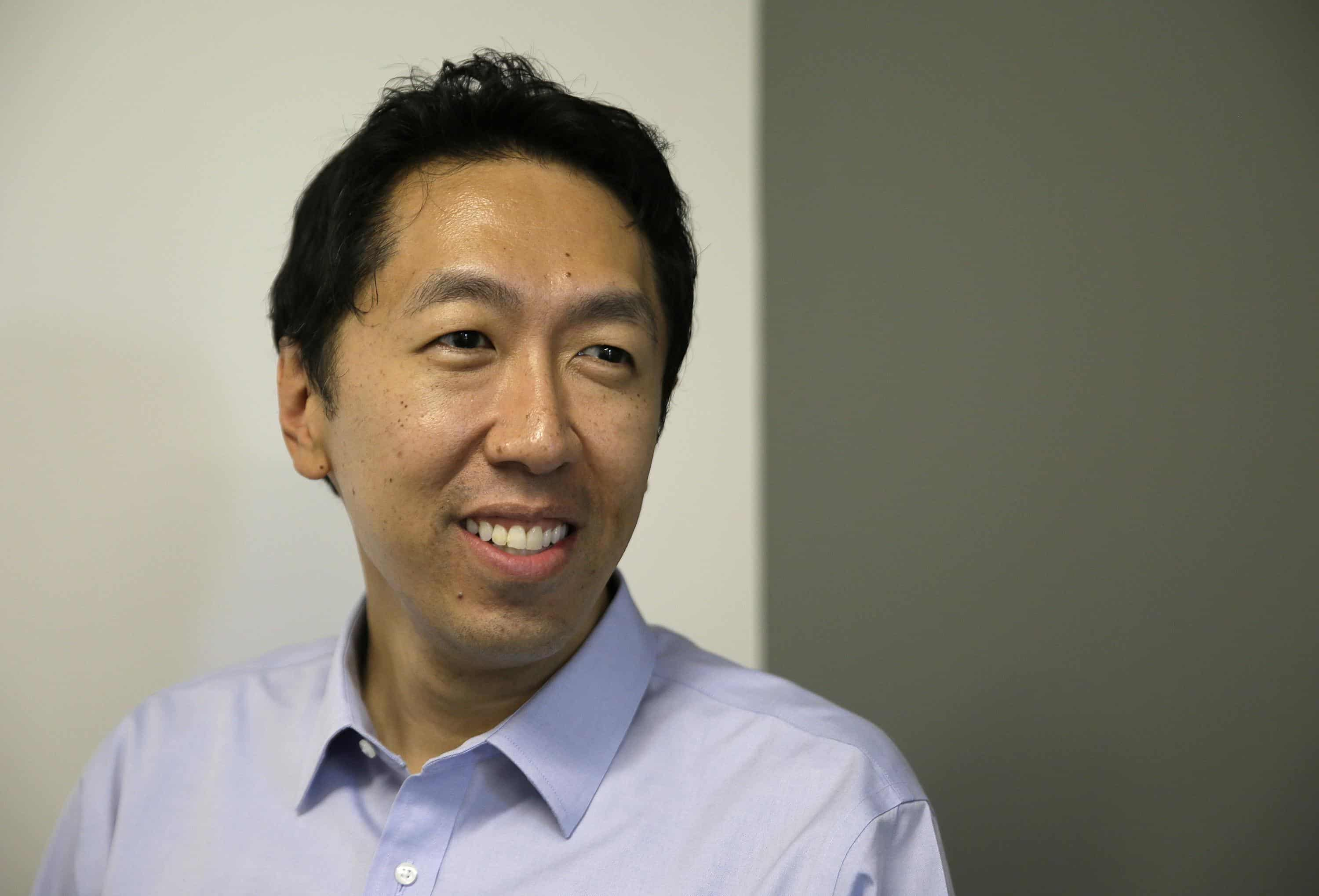 Back by popular demand: Machine Learning with founder Andrew Ng