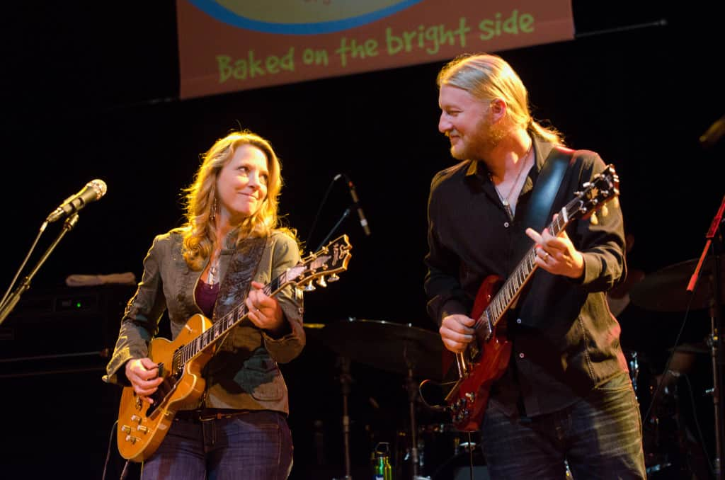 Tedeschi Trucks Band-Midnight in Harlem