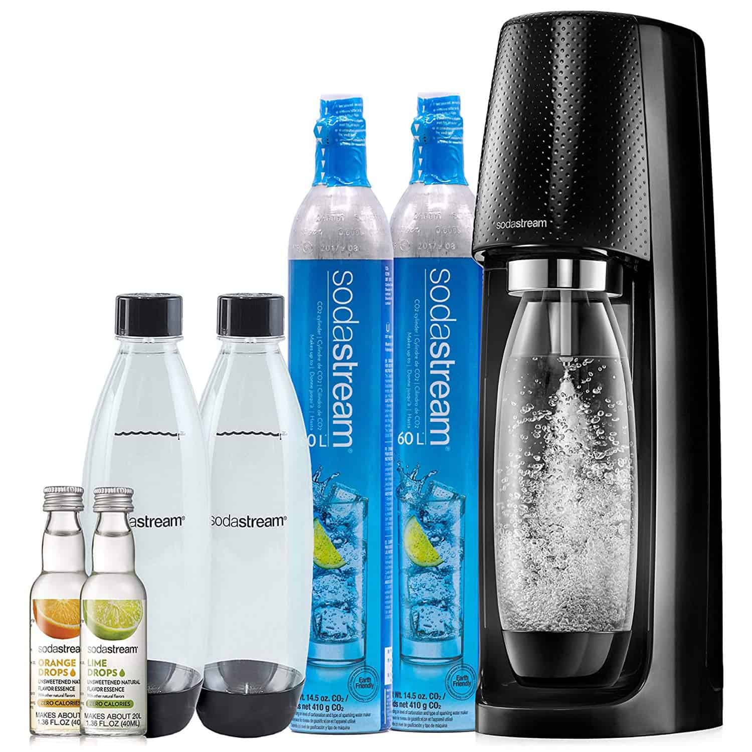 What do you know about Sodastream?