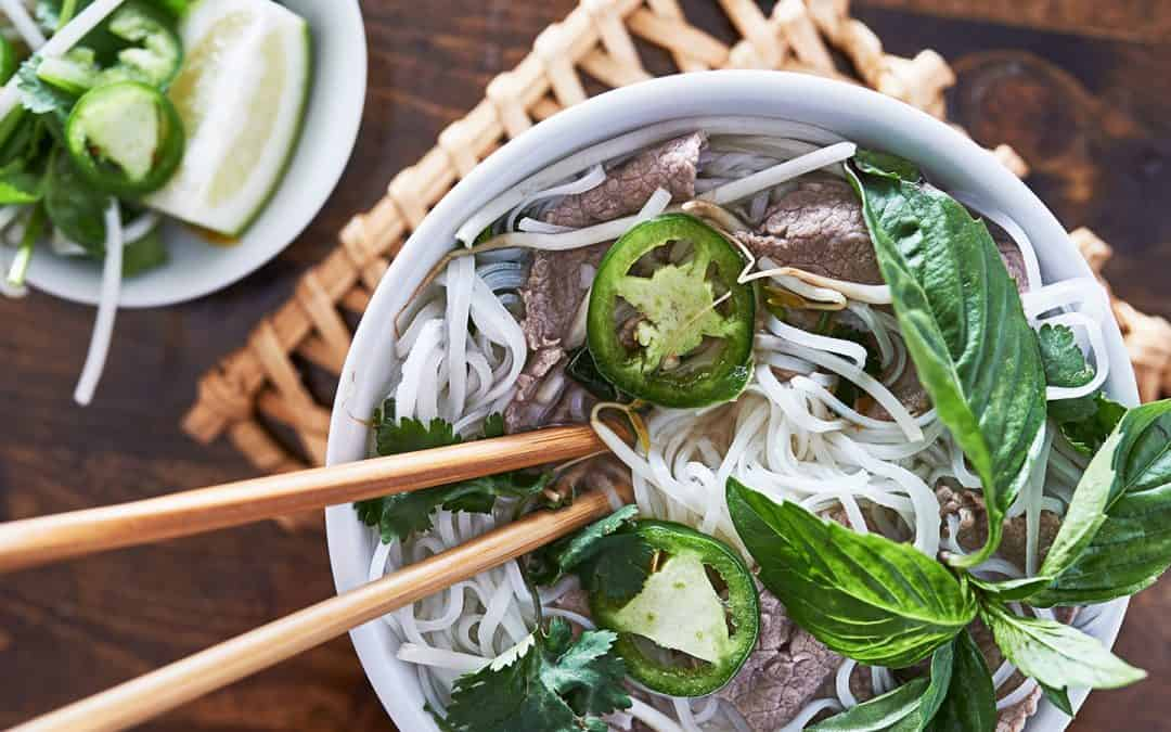 Pho and Poke – Vietnamese food on Erwin Road