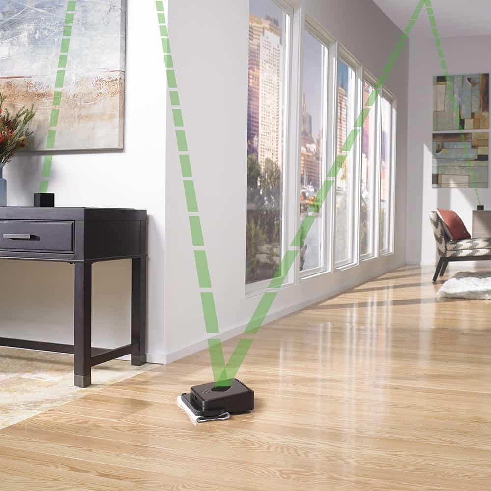 iRobot Braava 380T Floor Mopping Robot-Smarthome