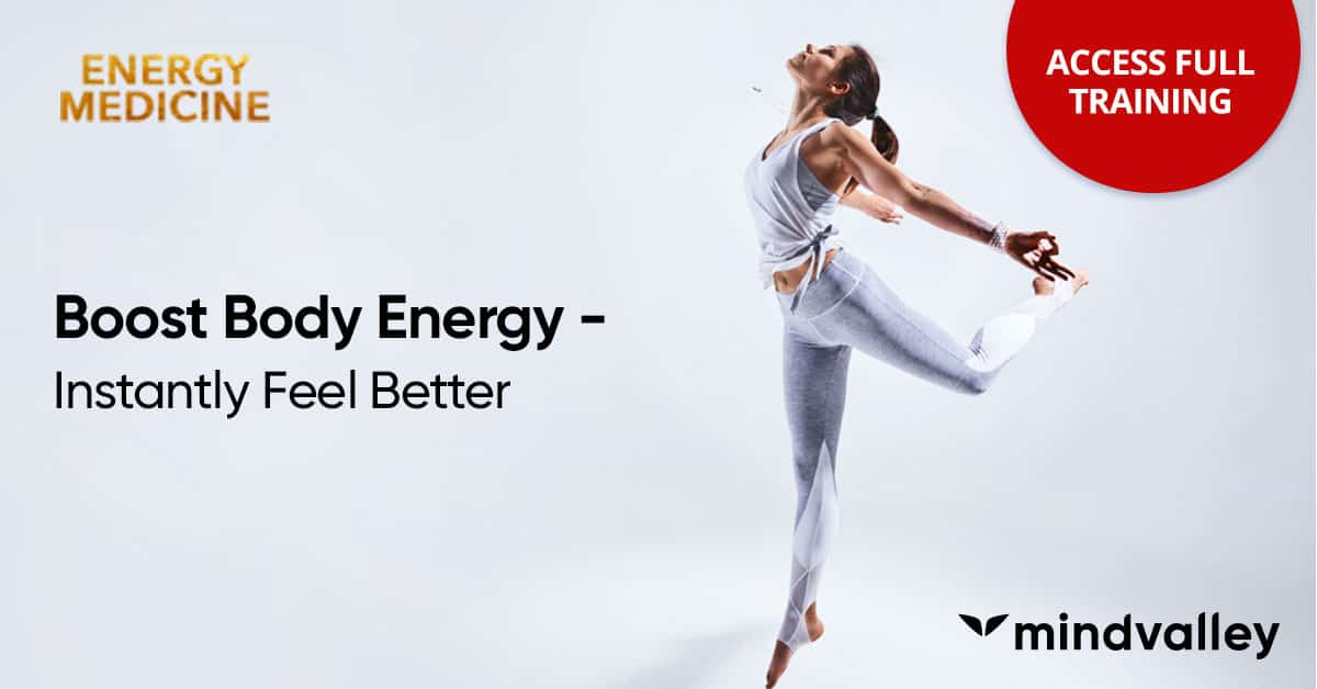 Boost Body Energy!