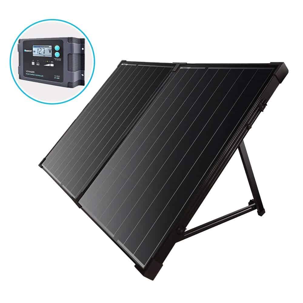 Suitcase portable Solar Panel system on Sale Now!