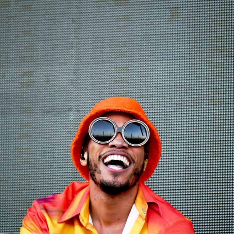 Anderson .Paak & The Free Nationals-Durham Cool-Yes!