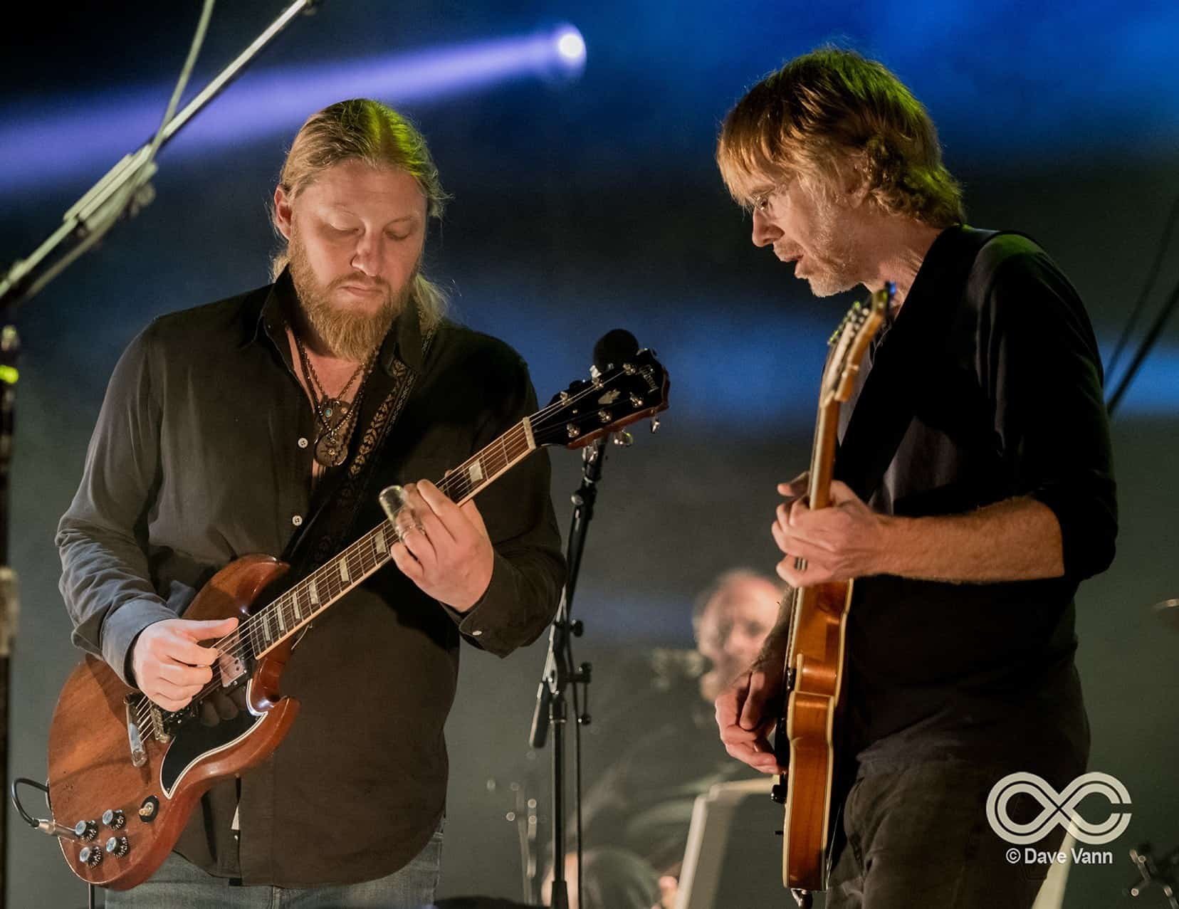 Tedeschi Trucks Band with w/Trey Anastasio and Doyle Bramhall II-Layla