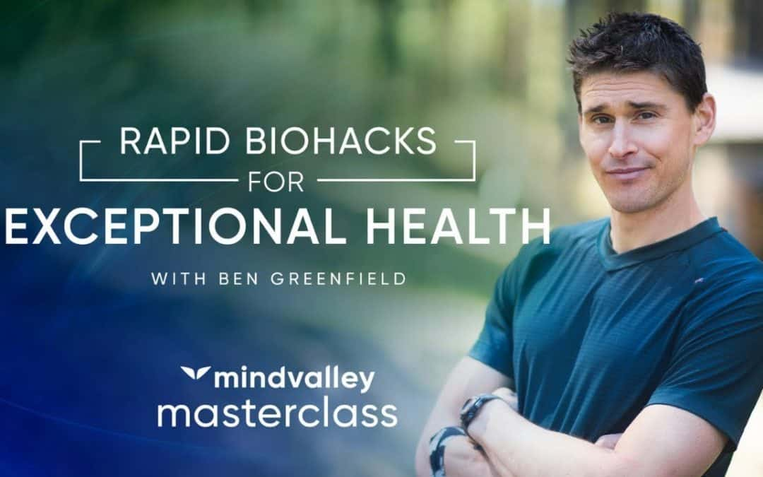Rapid Biohacks for Exceptional Health.