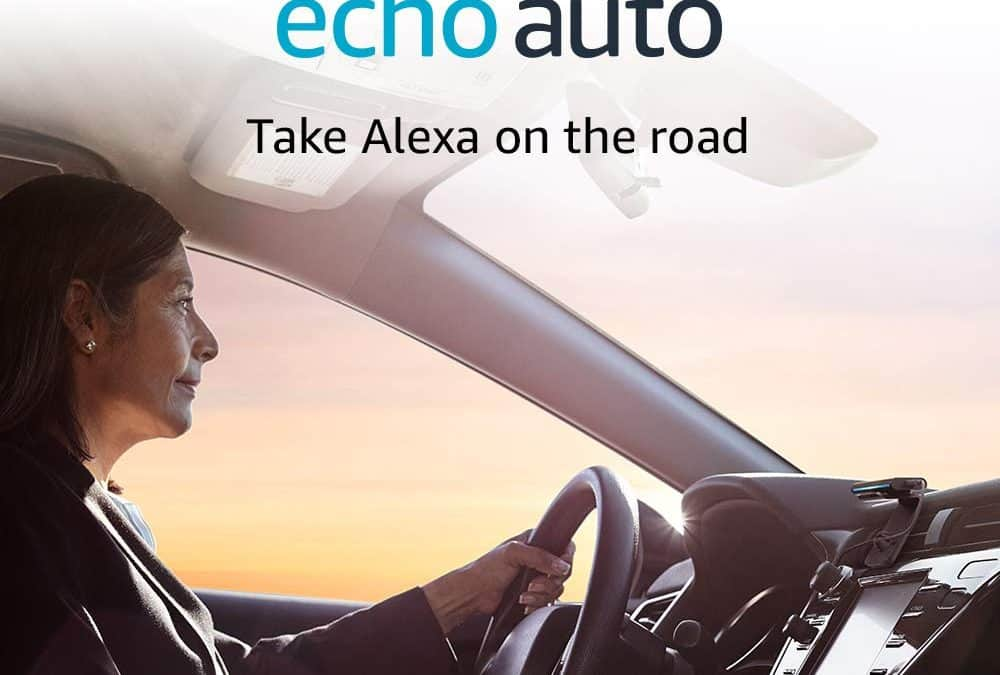 Echo Auto-The first Echo for your Car!